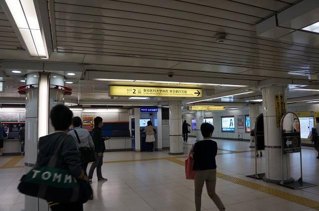 西新宿駅から会場(芸能花伝舎)への道順をご案内!2017年度版